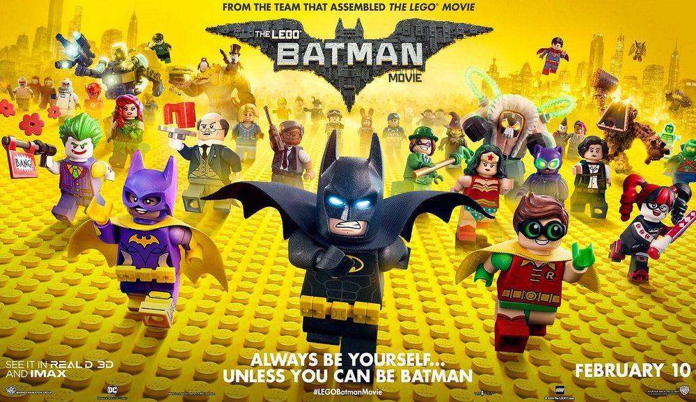 The Lego Batman Movie: Você Precisa Assistir o DVD e se Divertir Demais.