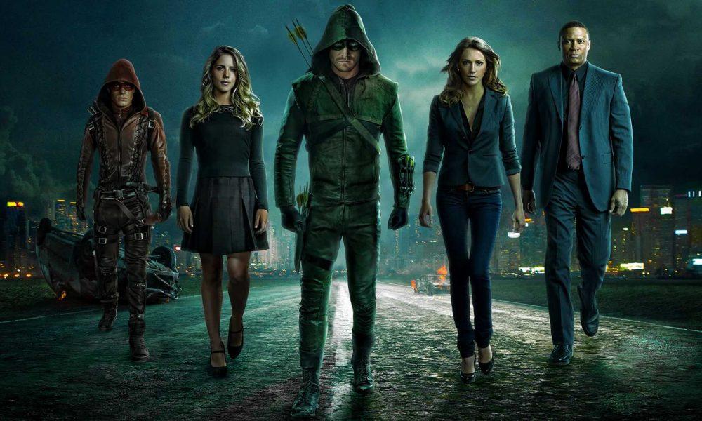 Arrow Final Season na 5ª temporada (2017)