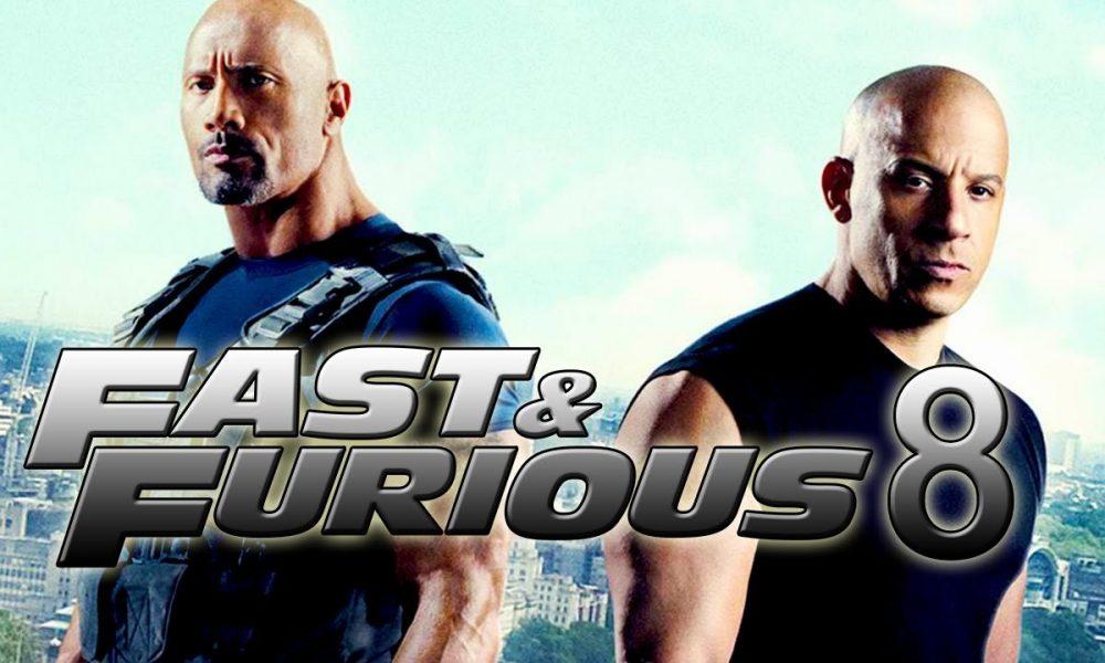 The Fate of the Furious: Velozes e Furiosos 8