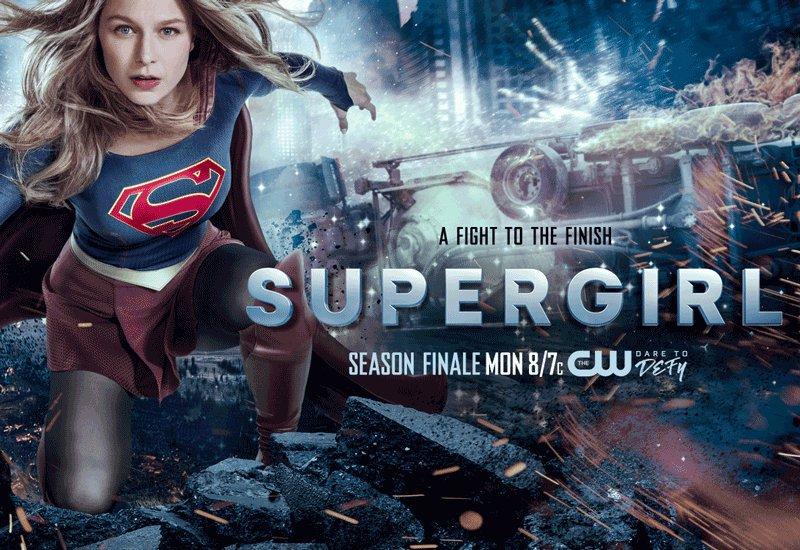 Supergirl Final Season 2ª Temporada.