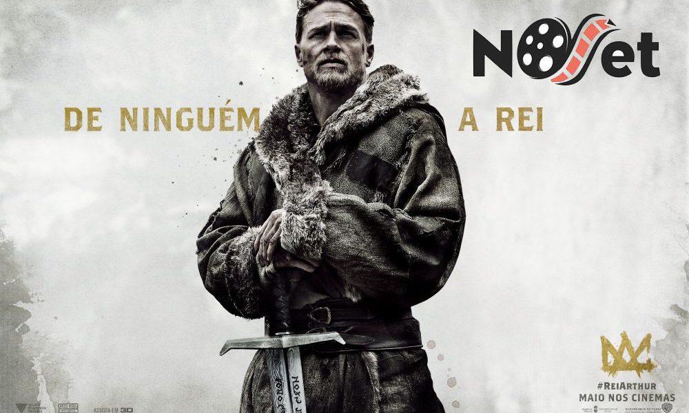 Rei Arthur: A Lenda da Espada. Vocês precisam assistir esse espetáculo!