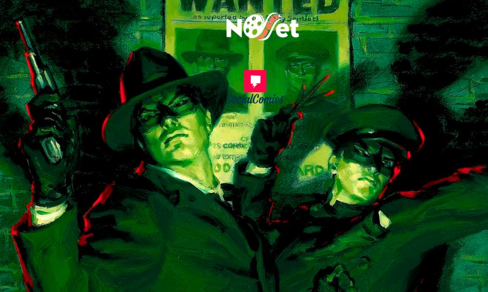 Social Comics: Besouro Verde – Ano Um de Matt Wagner e Aaron Campbell
