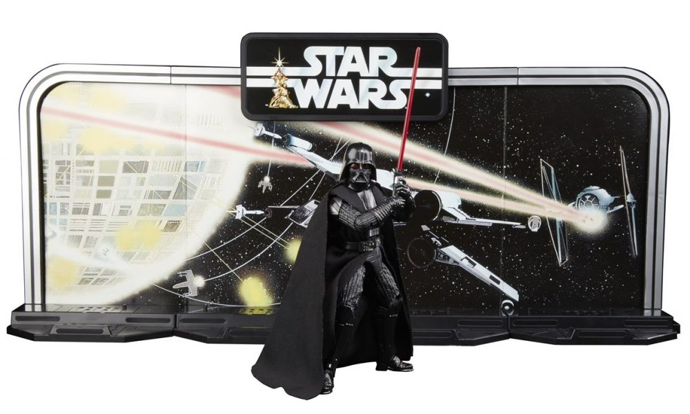 Hasbro lança edição comemorativa de 40 anos de Star Wars