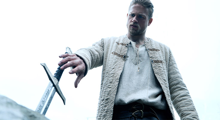 Rei Arthur: A Lenda da Espada – Charlie Hunnam fala da sua preparação física para as filmagens
