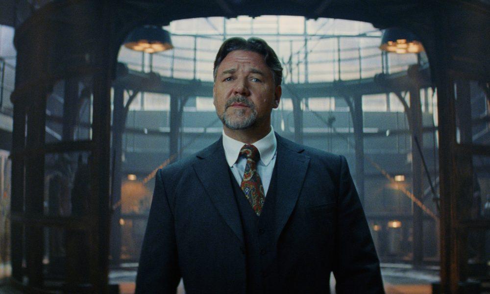 Em vídeo promocional, Russell Crowe fala sobre Dr. Henry Jekyll, personagem central de 'A Múmia'