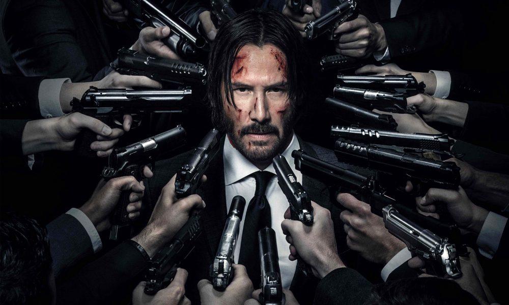 John Wick: Chad Stahelsk, David Leitchi & Keanu Reeves (2014 e 2017).