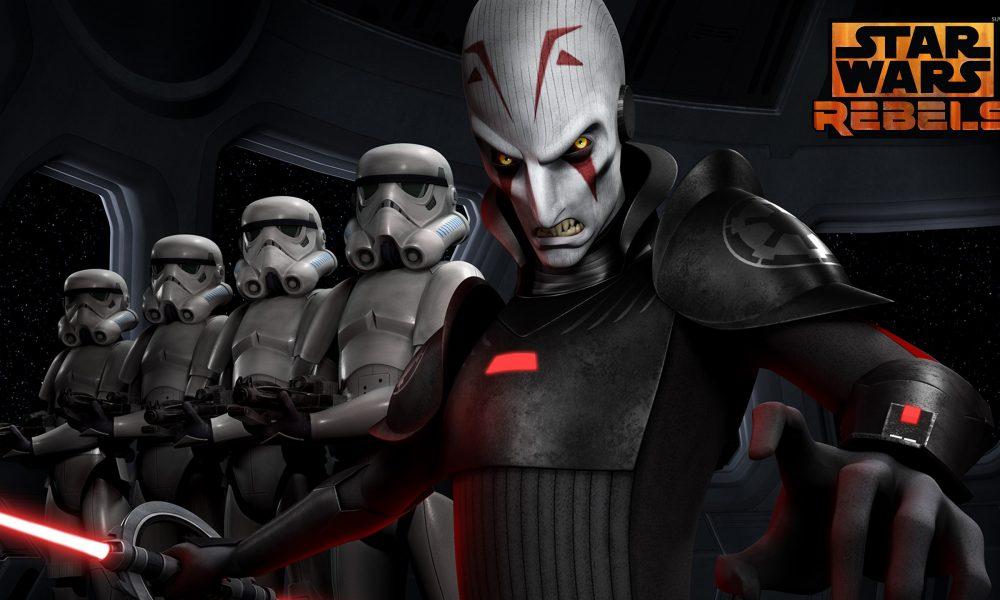 Social Comics: Star Wars Rebel – A Armadilha do Inquisidor.