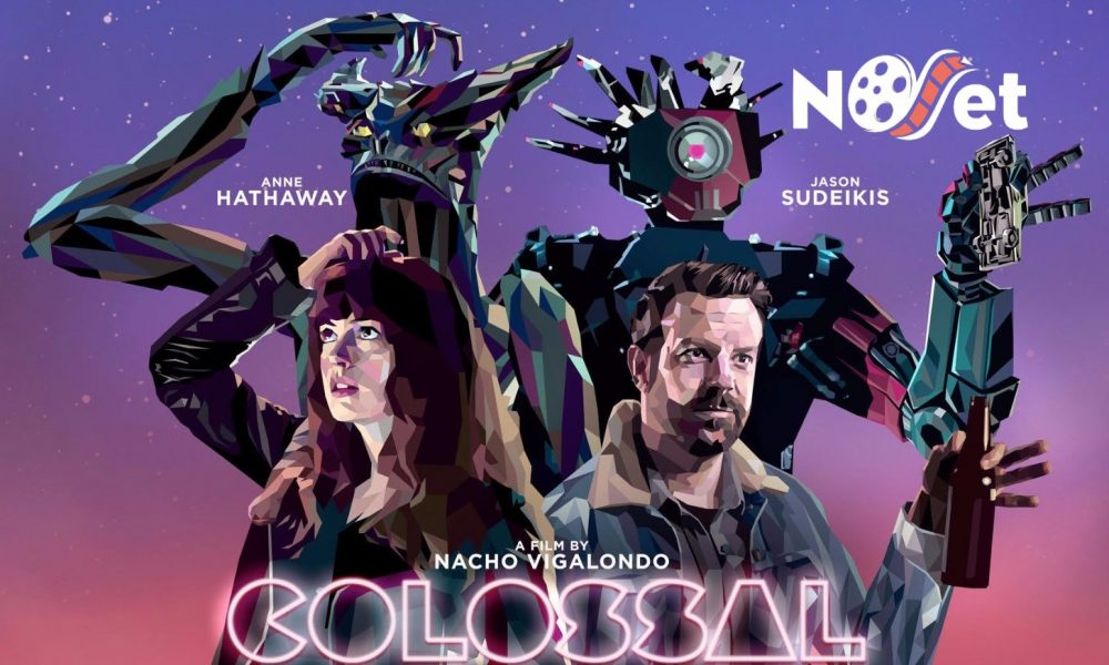 Crítica: Colossal (2017)   Combinação de comédia e ficção na medida certa!