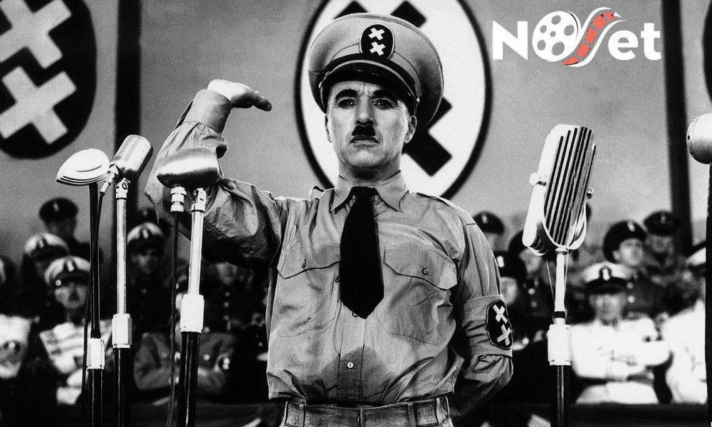"""Análise da obra """"O Grande Ditador"""", com Charles Chaplin."""