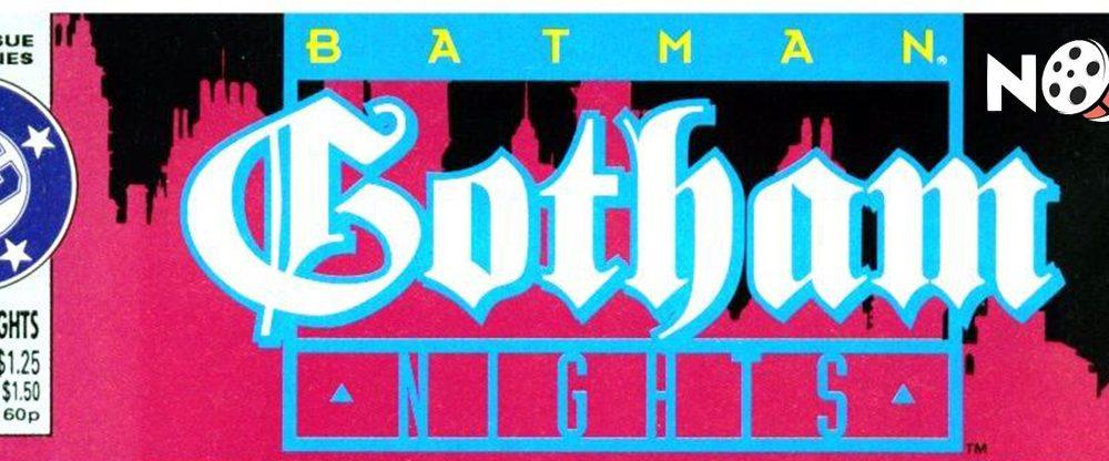 Batman: Noites de Gotham. Os bastidores de uma fria metrópole.