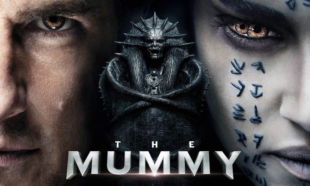 A Múmia de Kurtzman e Cruise (2017).