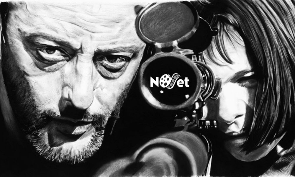 O Profissional (Léon). O filme que marcou as carreiras de Jean Reno e Natalie Portman