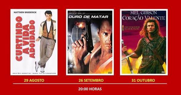 Cinemark abre pré-venda para os próximos filmes da temporada de clássicos