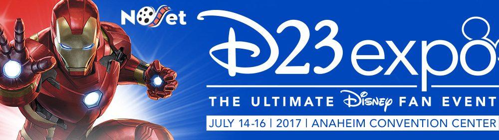 Disney anuncia calendário de futuros filmes na D23 Expo 2017