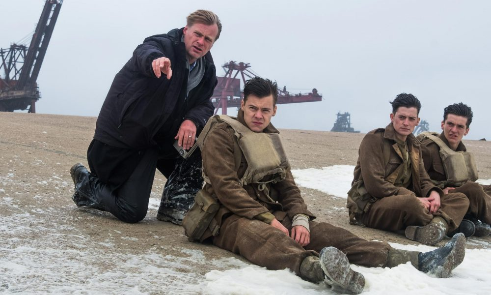 Dunkirk: Christopher Nolan Fala Sobre Filmar Em Formato Imax