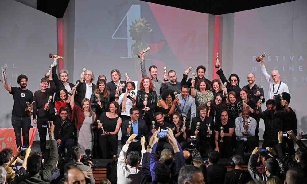 Os vencedores do 45º Festival de Cinema de Gramado