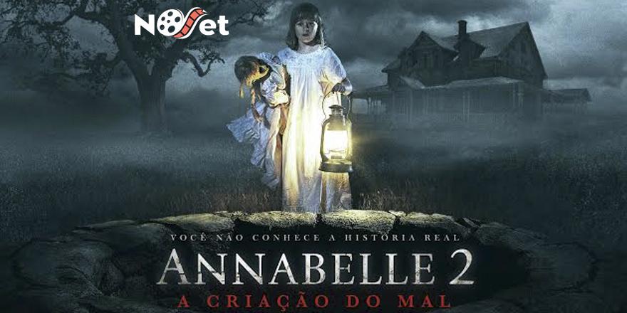 """Annabelle 2: A criação do mal. A maldição do """"segundo filme"""" é quebrada…"""