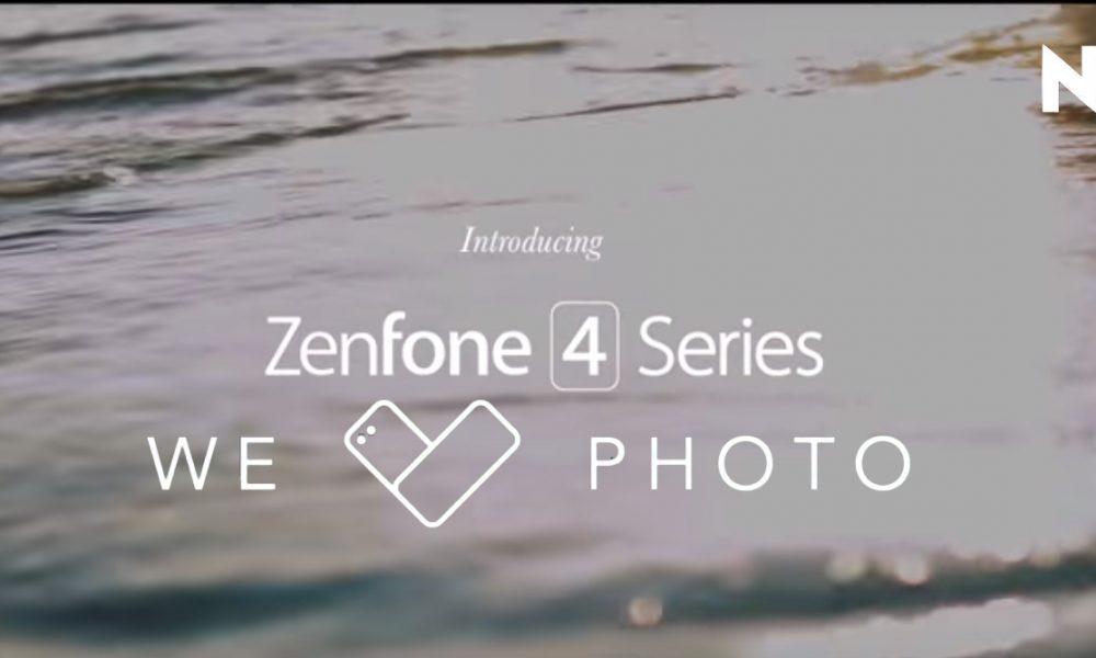 """ASUS anuncia família Zenfone 4 em Taiwan no evento """"We Love Photo"""""""