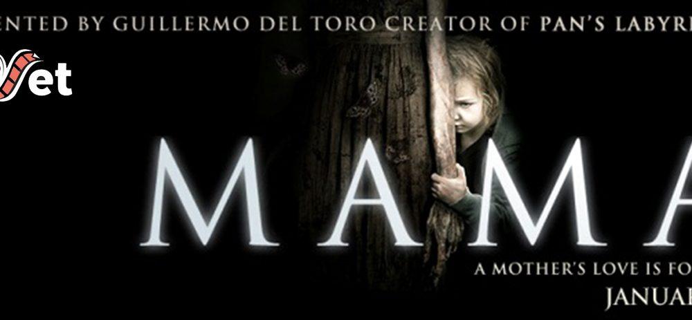 """Review do filme de terror """"Mama"""": amor de mãe é eterno."""