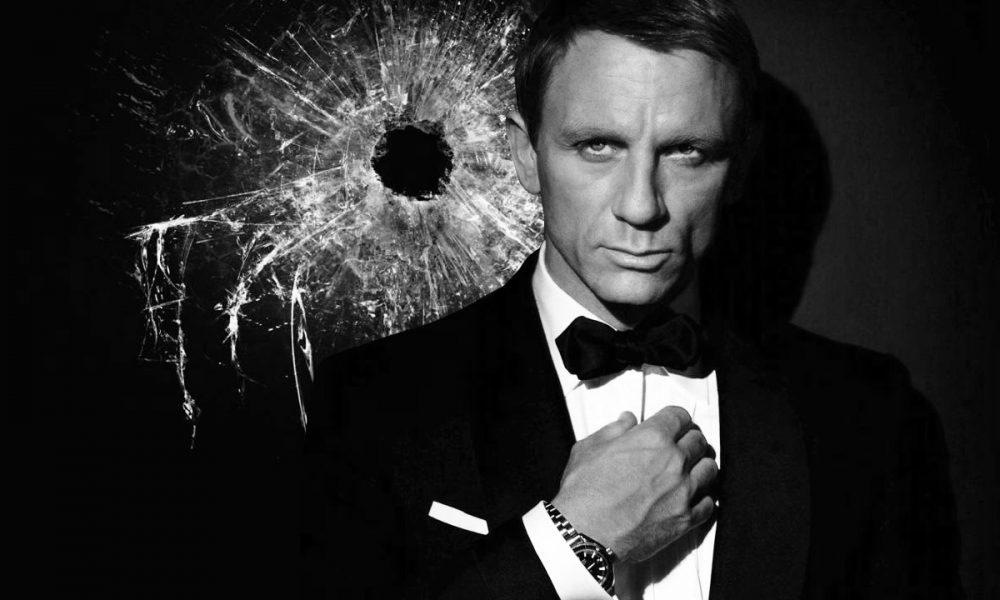 Daniel Craig anuncia que estará no próximo 007