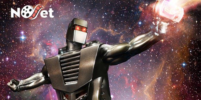 Nostalgia: Rom, o Cavaleiro do Espaço.