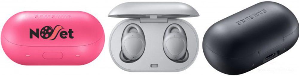 Tecnologia – Conheçam o novo fone sem fio da Samsung: Gear Iconx 2018.