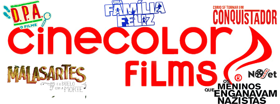 Cinecolor apresenta os lançamentos Paris Filmes em DVD.