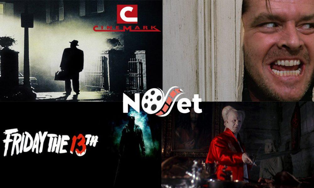 Revejam em grande estilo os clássicos do terror no Festival Halloween do Cinemark.