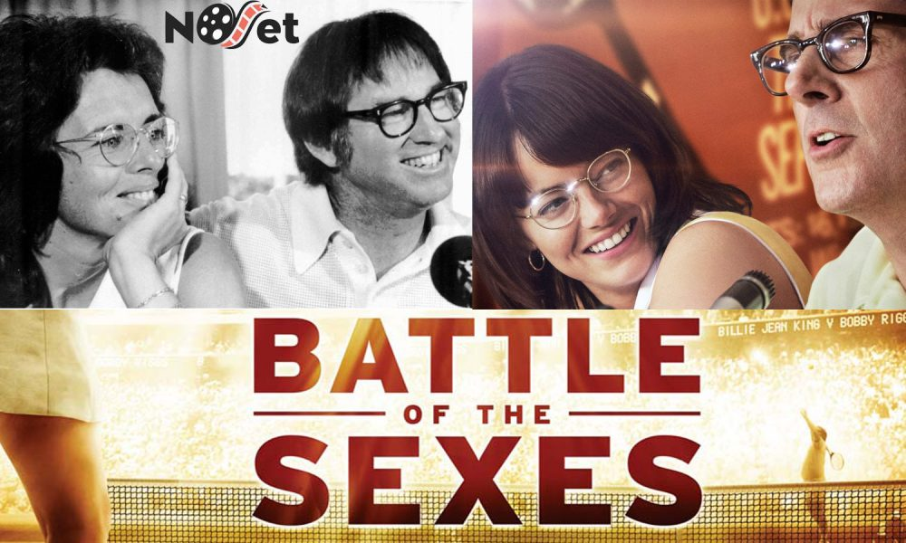A guerra dos sexos. Uma história real sobre a quebra de um tabu.