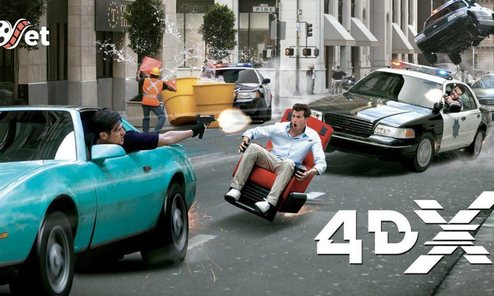 Uma experiência que todo cinéfilo precisa viver: o cinema 4DX do UCI.