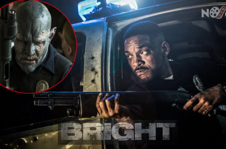 """Will Smith e Joel Edgerton confirmados na CCXP 2017 para divulgar """"Bright""""."""
