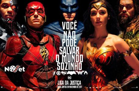 Liga da Justiça. Gerações de fãs dos quadrinhos ganharam um filme que os respeita.