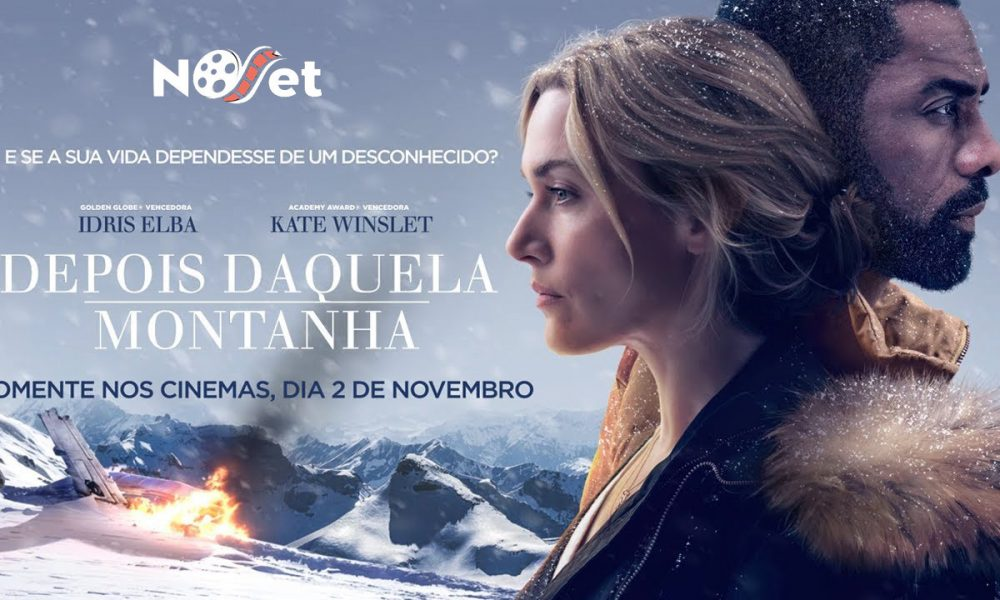 Depois daquela montanha. Review da obra que reúne Idris Elba e Kate Winslet.