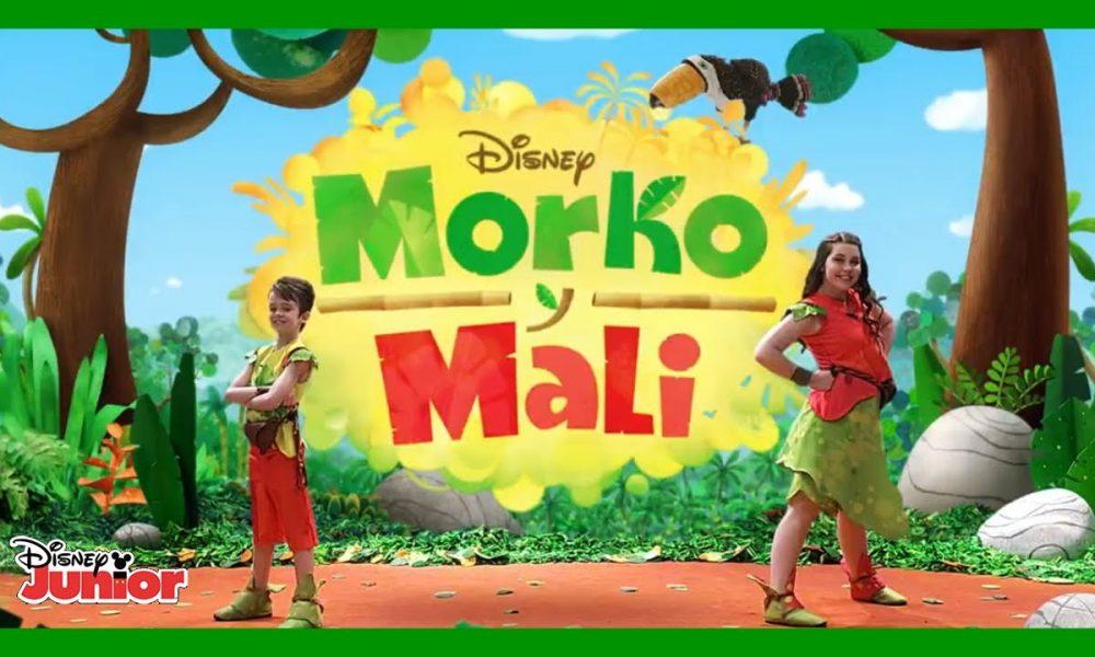 Morko e Mali tem estreia multiplataforma no Disney Junior dia 25 de novembro