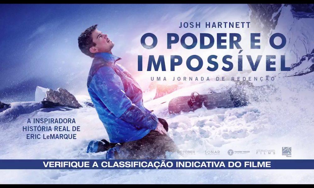 Baseado em uma história real e no livro de grande sucesso, O Poder e o Impossível ganha trailer oficial