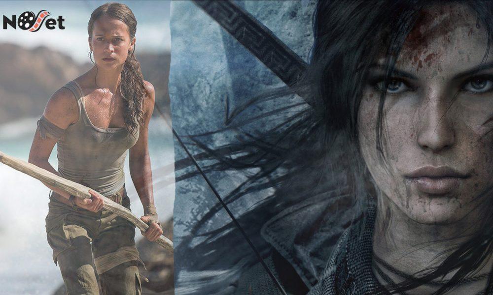Alicia Vikander (Tomb Raider – a origem) estará na CCXP.