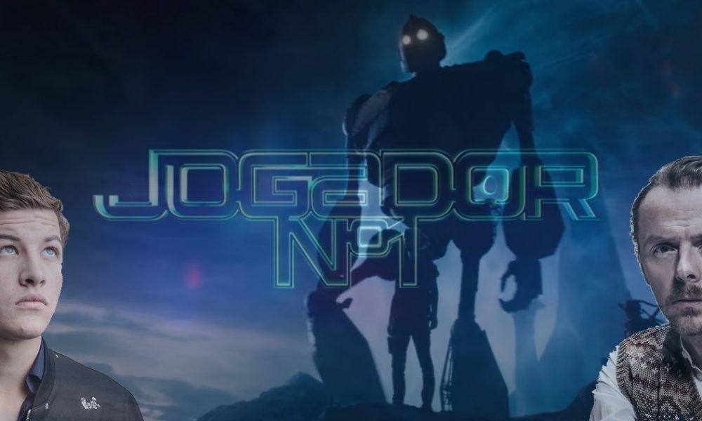 Tye Sheridan e Simon Pegg, de Jogador Nº1, confirmam participação na CCXP 2017.