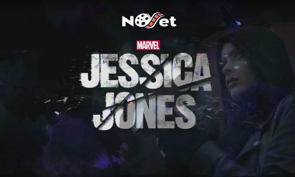 Vídeo inédito mostra o retorno de Jessica Jones.