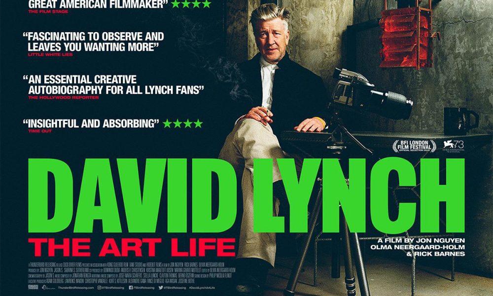 """Todo artista tem uma história – """"David Lynch – A vida de um Artista"""""""