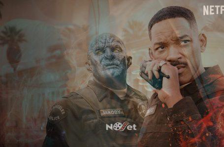 Bright: a união perfeita entre a Netflix e Will Smith.