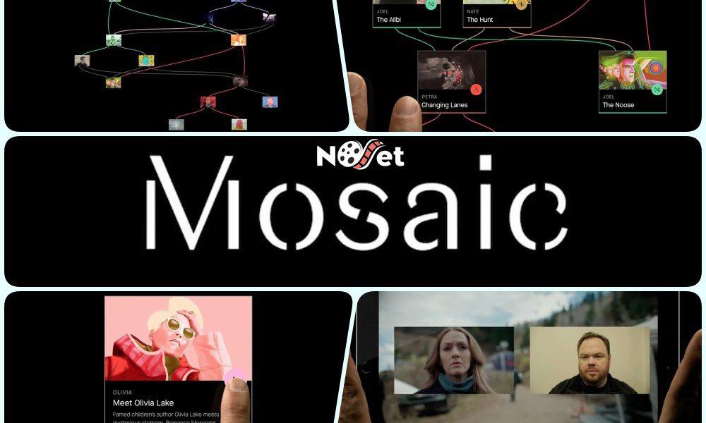 """""""Mosaic"""": app exclusivo, interação e mistério na nova produção da HBO!"""