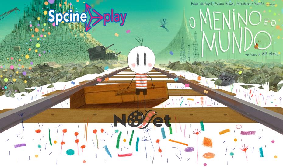 """Já conhecem o Spcine Play, canal """"on demand"""" de filmes brasileiros?"""