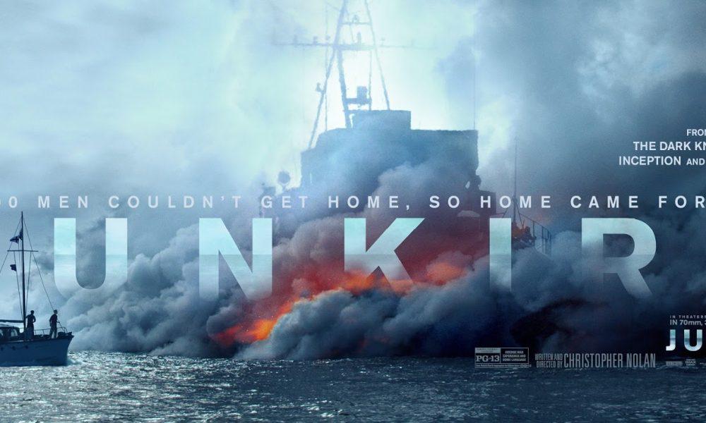 A volta triunfal de Dunkirk aos cinemas. Não percam!