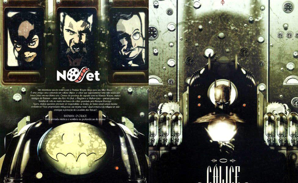 Batman: o Cálice. Resenha da graphic novel.