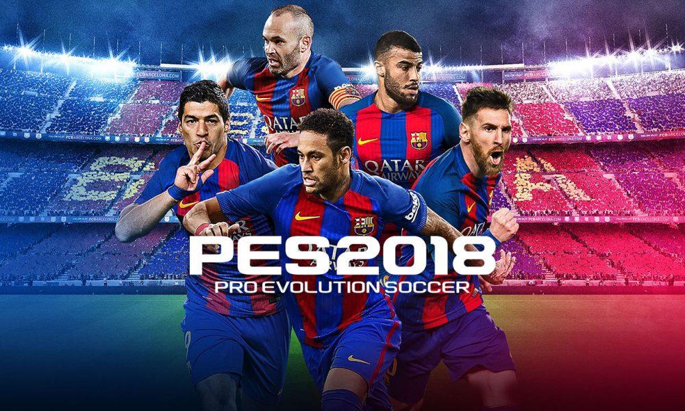 Pro Evolution Soccer 2018! – Análise