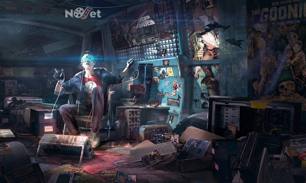 Jogador nº 1: os anos 80 estão de volta, mas com a tecnologia do século XXI.