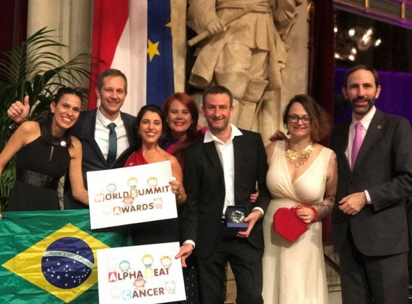 Game brasileiro para crianças com câncer é premiado no World Summit Awards!!!