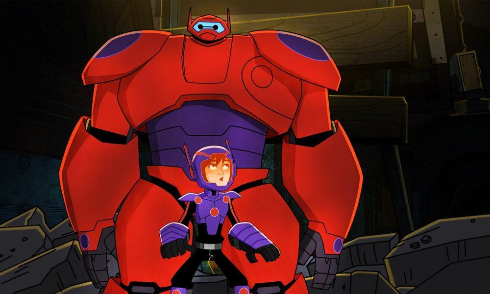 Operação Big-Hero – A série estreia 07 de Abril no Disney XD