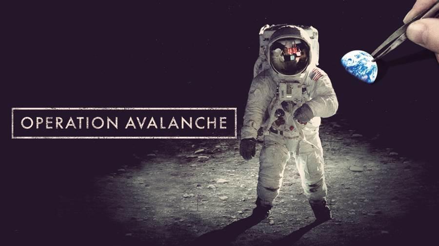 """O homem pisou na lua?! – """"Operação Avalanche"""""""