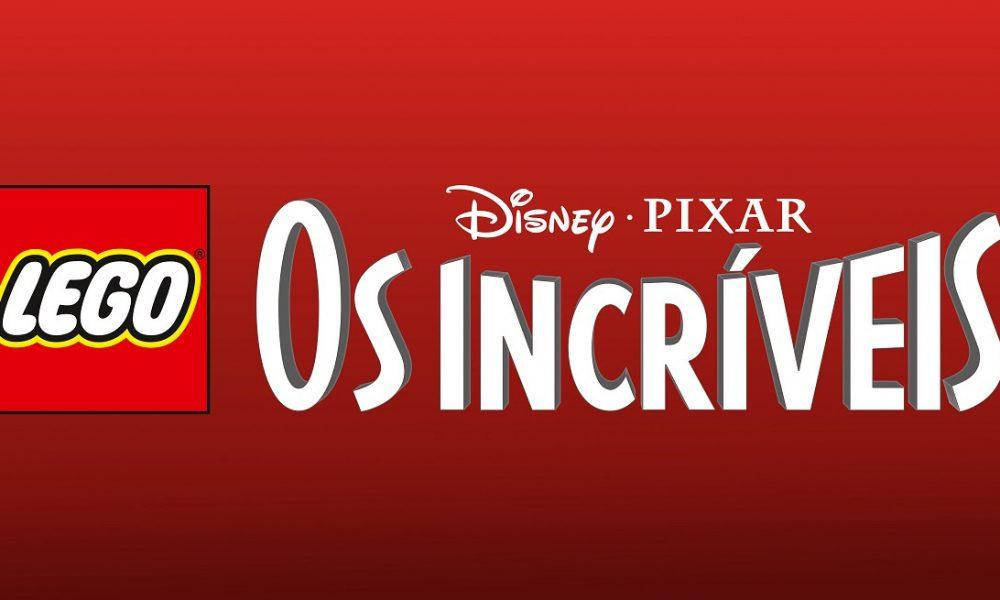 WB Games anuncia LEGO® Os Incríveis, animações dos estúdios Disney/Pixar